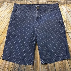 American Eagle Active Flex Polka Dot Shorts